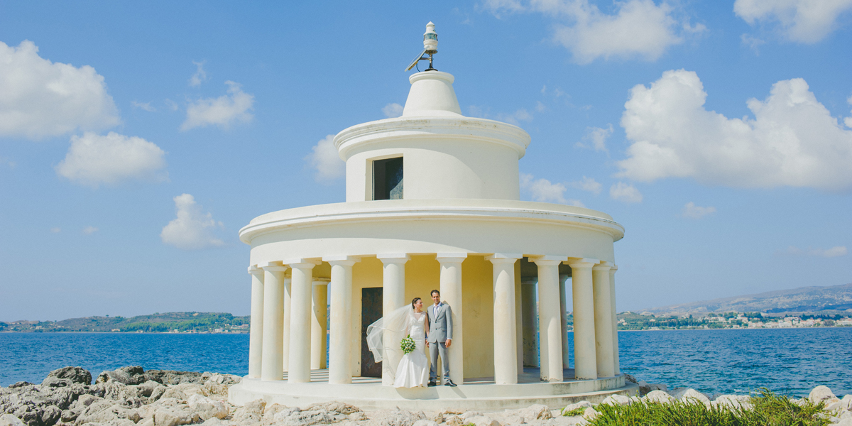 Nicole & Harry, Wedding in Kefalonia