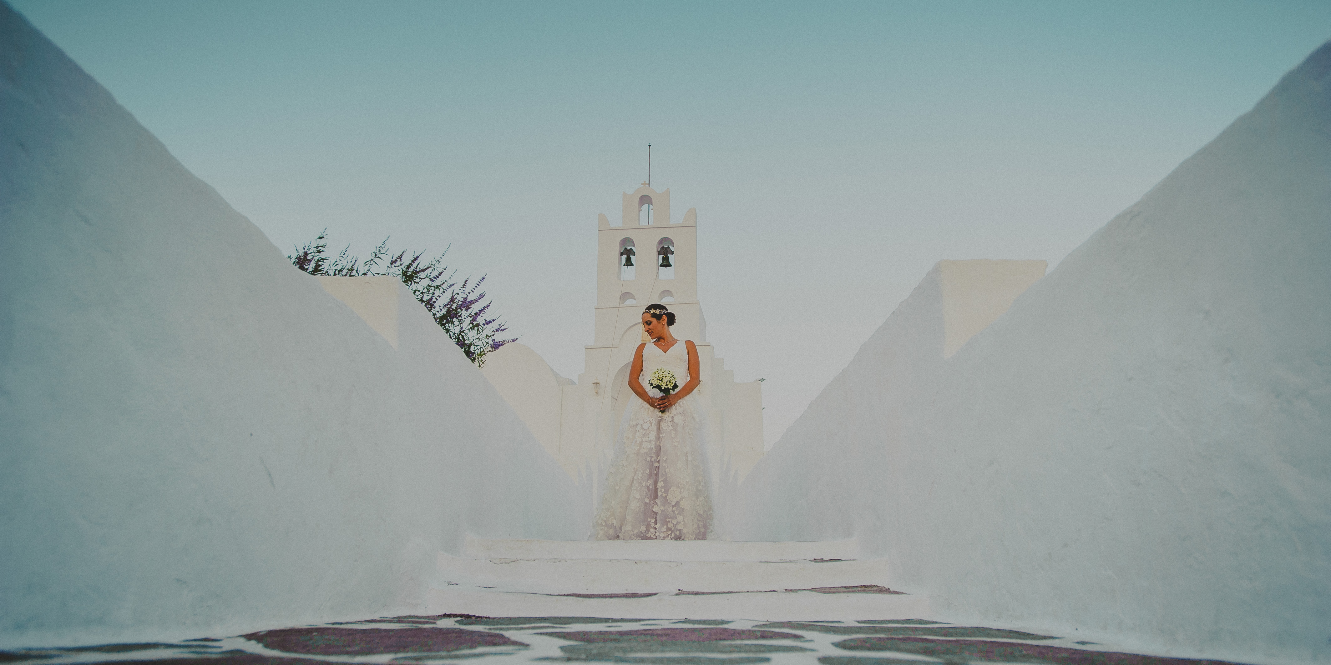 Crystel & Toufic, Wedding in Sifnos