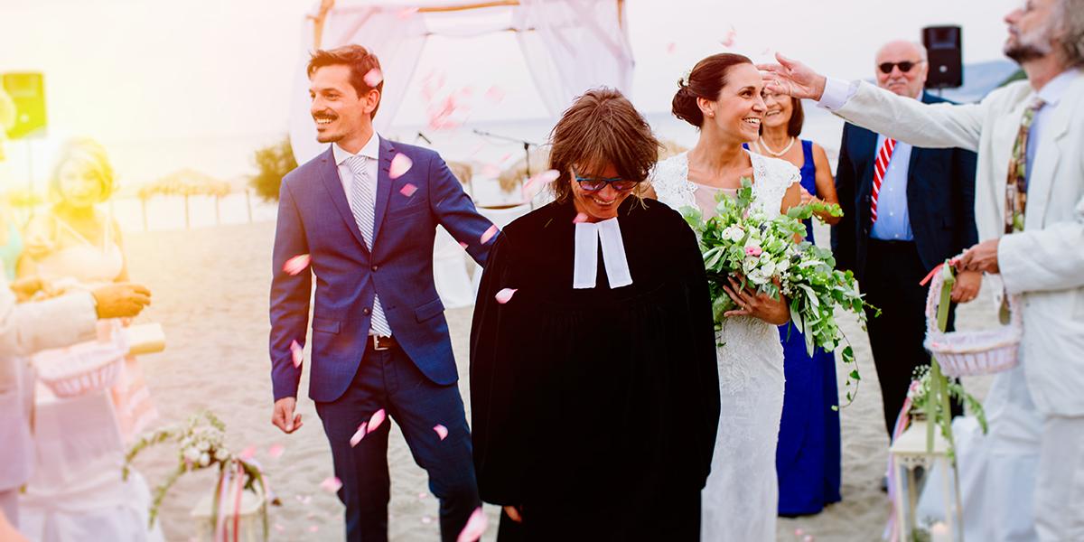 Franziska & George, Wedding in Gytheio