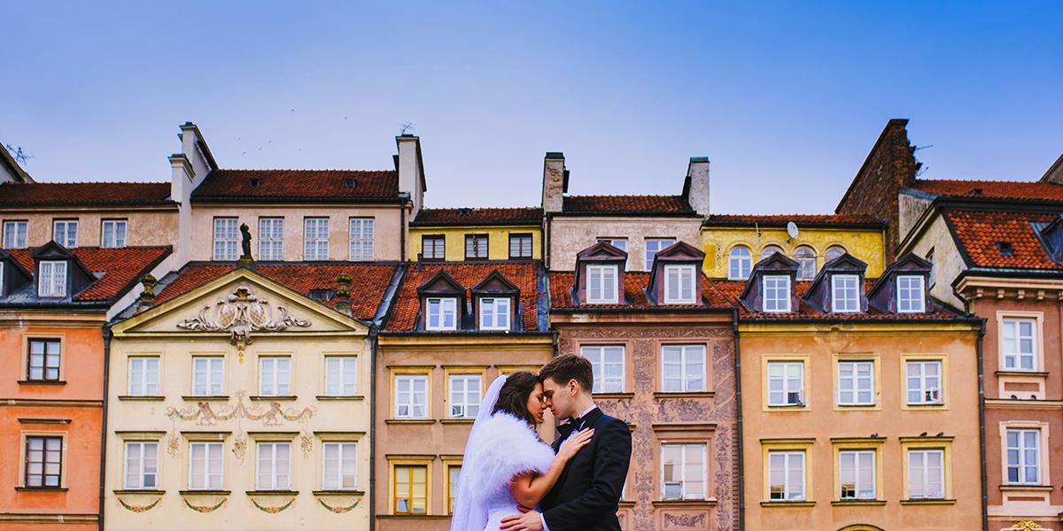 Katarina & Mikolaj, Wedding in Poland