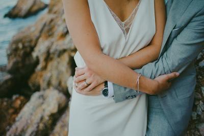 Natalia & Ricardo, Wedding in Island Venue Athens