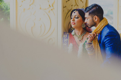 Julie & Anil, Wedding in Bradford