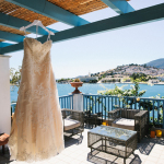 Sandra & Rainer, Wedding in Poros