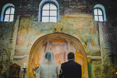 Laura & Gianluca, Wedding in San Liberato-Italy